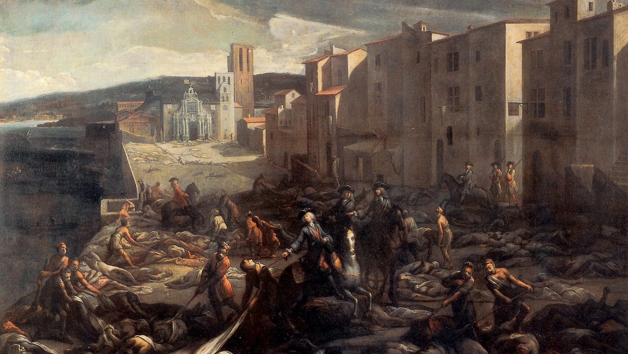 17th-century Florence: When lockdown became the template to fight pandemics