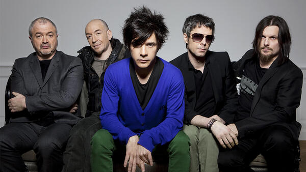 El grupo Indochine.