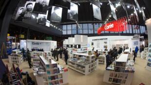 El salón Libro París es la cita editorial más importante en Francia.