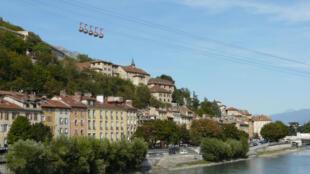 Quais de l'Isère à Grenoble. (Photo d'illustration).