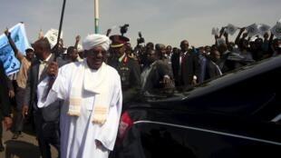 Shugaban kasar Sudan Omar Hassan al-Bashir