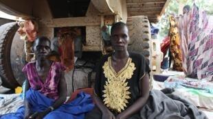 Baadhi ya wakimbizi wa Sudan Kusini  wanaoishi nchini Uganda