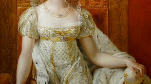 Josefina de Beauharnais, Emperatriz de Francia.