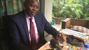 Vital Kamerhe, directeur de cabinet du président de la République démocratique du Congo Félix Tshisekedi.