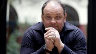 Le comédien Grégory Gadebois.
