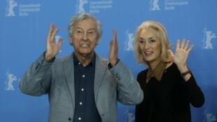 Le réalisateur néerlandais Paul Verhoeven et la productrice tunisienne Dora Bouchoucha Fourati font partie du jury de la 67e Berlinale.