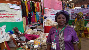 Sawadogo Binta, transformatrice de produits céréaliers, Région du Nord.
