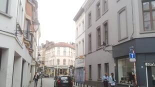 Rue de Matonge, le quartier africain de Bruxelles