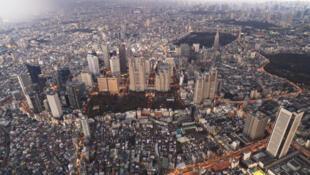 Un puissant séisme de magnitude 9 sur l'échelle de Richter pourrait détruire tout ou partie de la mégalopole de Tokyo, selon les spécialistes japonais.
