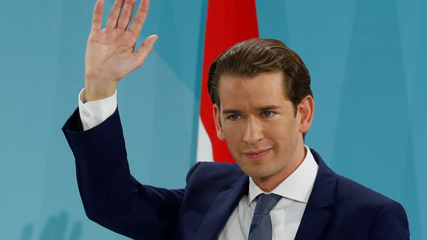 Sebastian Kurz struck a deal with the Greens in Austria.