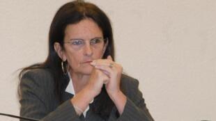 A presidente da Petrobras, Maria Graça Foster.