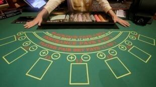 澳门赌场受反腐清算后 中国富豪赌博转向海外其他赌场