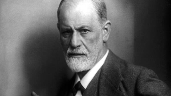 Sigmund Freud, pai da Psicanálise, uma referência na Psicologia.