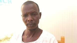 Yahya Juma Haroun, Darfuri refugee, former slave in the mines in northern Chad and Libya