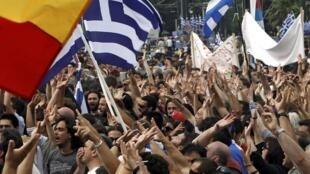Nova greve geral na Grécia contra planos de austeridade