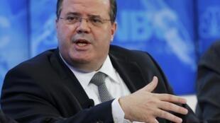 Alexandre Tombini, Presidente do Banco Central do Brasil.