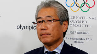 Tsunekazu Takeda appeared for Japan in equestrian events.