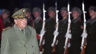 Le général Ahmed Gaïd Salah est décédé le 23 décembre 2019 d'un arrêt cardiaque.