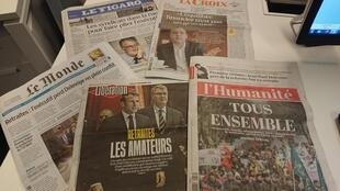 Diários franceses 17 12 2019