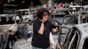 Число жертв пожаров может возрасти