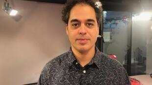 Eduardo Rosse, professor de música e etnologia da Universidade de Minas Gerais (UFMG), especialista em música indígena.
