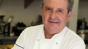 Chef Laurent Suaudeau