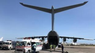 Un avion militaire turc a évacué le 29 décembre 2019 seize victimes de l'attentat de la veille à Mogadiscio qui a fait 79 morts. L'avion a amené des médecins pour aider à soigner les quelque 125 personnes blessées dans l'attentat.