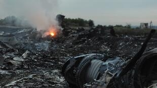 Baada ya ndege ya abiria kuanguashwa nchini Ukraine
