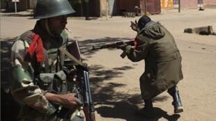 Dakarun kasar Faransa a kasar Mali