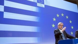 O presidente da Comissão Europeia, Jean-Claude Juncker,  teria pedido que a Grécia aceite a proposta apresentada pelos credores no sábado.