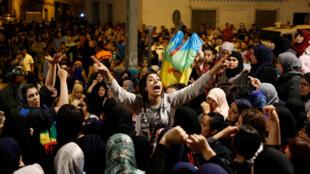 O norte de Marrocos é abalado por uma onda de contestação desde há 6 meses.