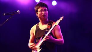 中國大陸民謠歌手李志資料圖片