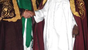Mai martaba sarkin Zazzau, Alhaji Shehu Idris