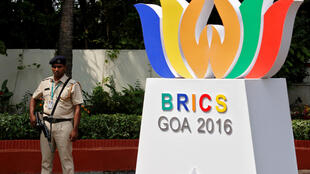 A 8ª cúpula dos Brics acontece neste sábado (15) e domingo (16), em Goa, na Índia.