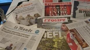 Diários franceses 11.04.2017