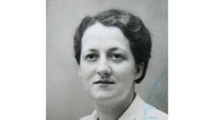 Carte étudiante de Germaine Tillion en 1934.
