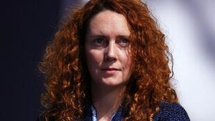 Former News International Chief Executive Rebekah Brooks was arrested on Sunday.