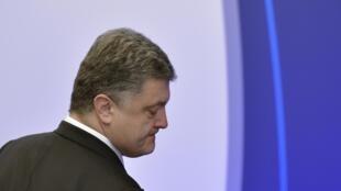 烏克蘭總統波羅申科