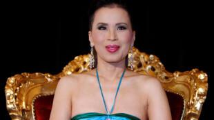 Công chúa Thái Lan Ubolratana chỉ là ứng cử viên chức thủ tướng có một ngày.