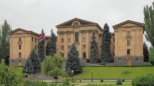 Национальное собрании Армении, Ереван.