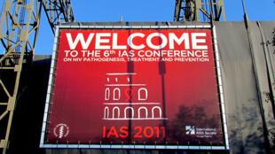 Conferência reúne 5500 médicos, pesquisadores e especialistas em saúde pública do mundo inteiro em Roma.
