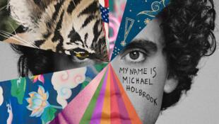 Pochette du nouvel album de MIKA,  «My name is Michael Holbrook».