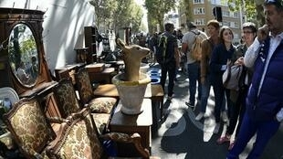 В первые выходные сентября в Лилле традиционно открывается один из самых больших блошиных рынков в Европе
