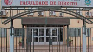 Faculdade de direito da Universidade Agostinho Neto em Luanda