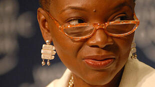 Valerie Amos, current UN Under-Secretary-General for Humanitarian Affairs