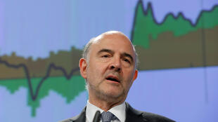 EU Commissioner Pierre Moscovici
