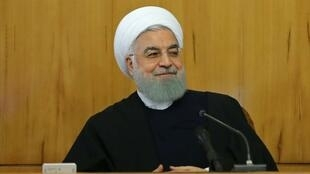 حسن روحانی در جلسۀ هیئت دولت