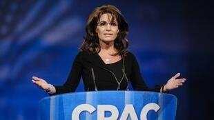 La republicana Sarah Palin se ha convertido en una figura importante del Tea Party.