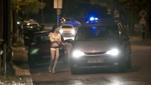 Les violences contre les prostituées seraient en augmentation depuis la loi de 2016 qui pénalise le client.