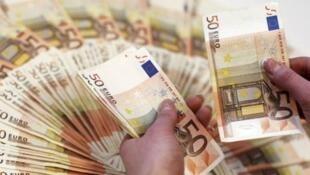 Les nouvelles coupures de 50 euros devraient arriver au deuxième trimestre 2017.